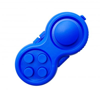 Game Pad Fidget Toy Decompression Gift Plastic Finger Toy Reliever Stress Hand Fidget Pad Classic Controller 5 - Fidget Pad