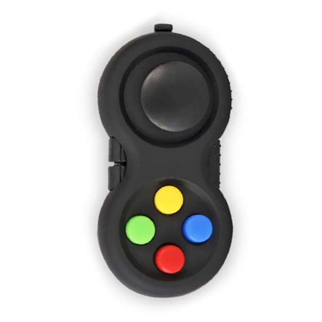 new antistress toy for adults children kids fidget pad stress relief squeeze fun hand hot - Fidget Pad